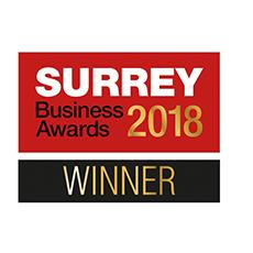 Surrey awards logo