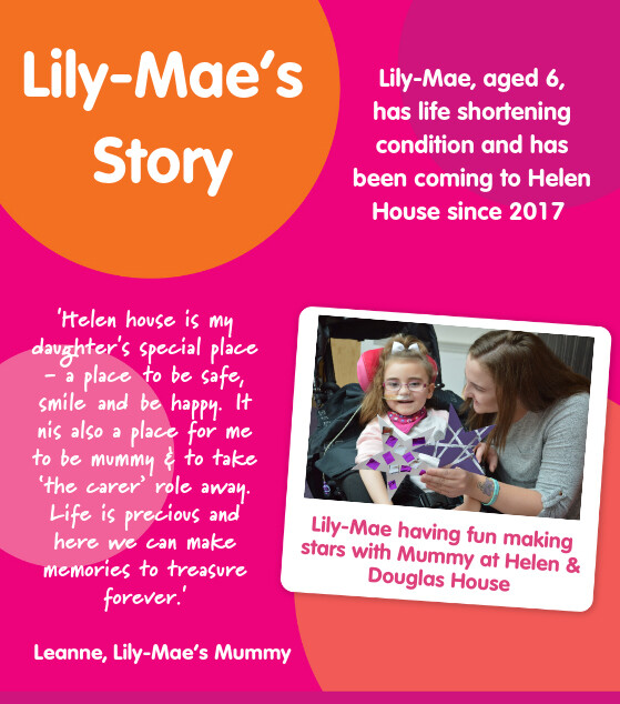 A5 Lily-Mae's story